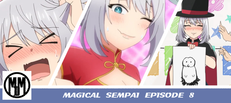 Magical Sempai Episode 8