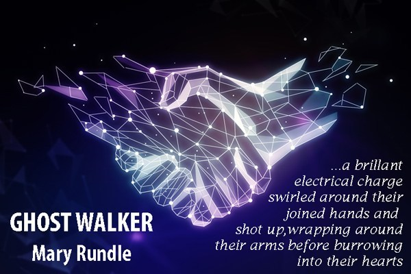 Ghost Walker Mary Rundle MM Paranormal Romance Mpreg