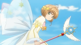 Cardcaptor Sakura Clear Card Part One Manga Costume