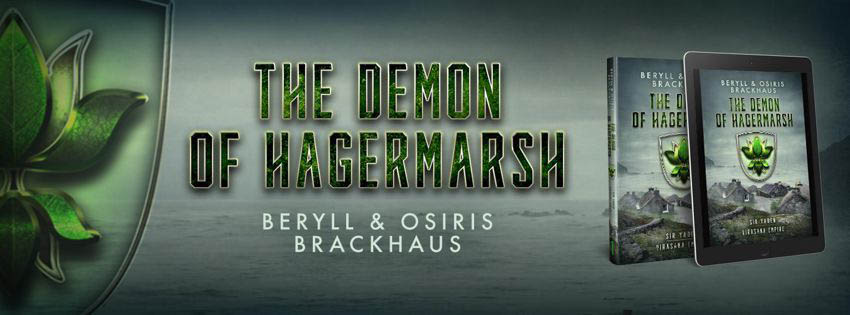 Demon of Hagermarsh beryll osiris brackhaus MM fantasy