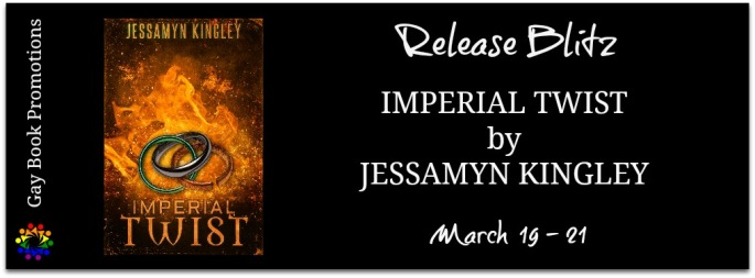 Book Title: Imperial Twist (D'Vaire, Book 16)