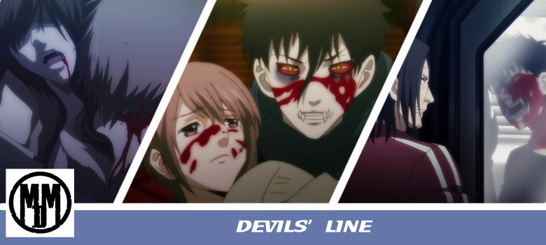 Devils Line Complete Collection Anime Review Header