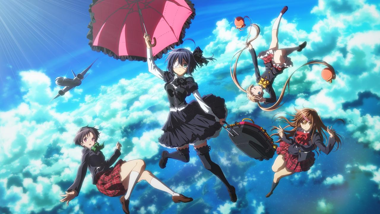 Love Chunibyo And Other Delusions Take On me Movie
