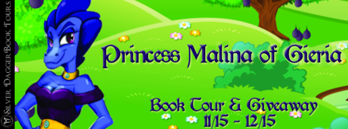 princess malina of gieria ya fantasy romance mindy m mather