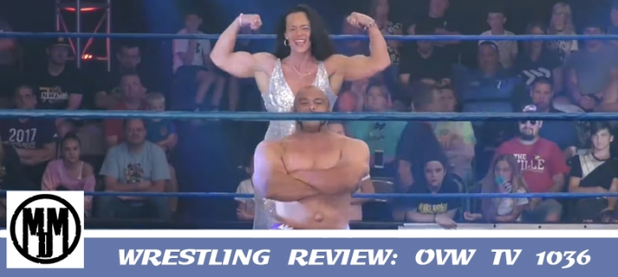 OVW Ohio Valley Wrestling TV Mr Miss Marvelous Melvin Maximus