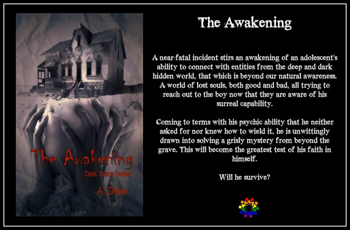 The Awakening A Drew Horror LGBT Paranormal Supernatural