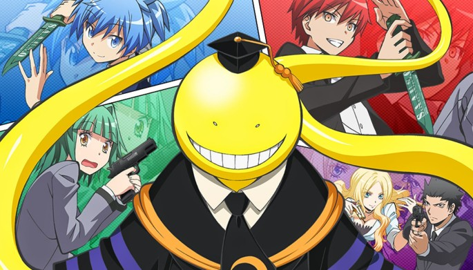 Assassination Classroom 365 Days Time Movie