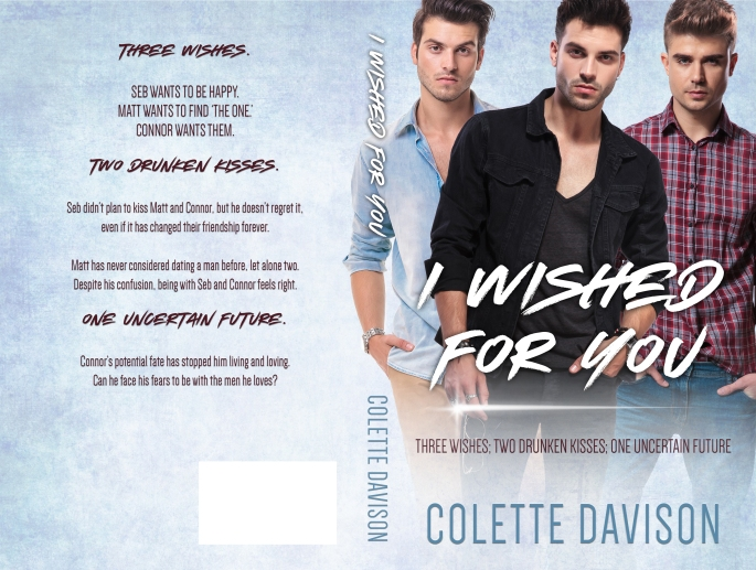 I Wished For You Colette Davison MMM Contemporary Romance