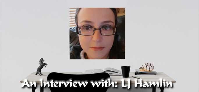 Author Interview LJ Hamlin MM Romance Polyamory Disability