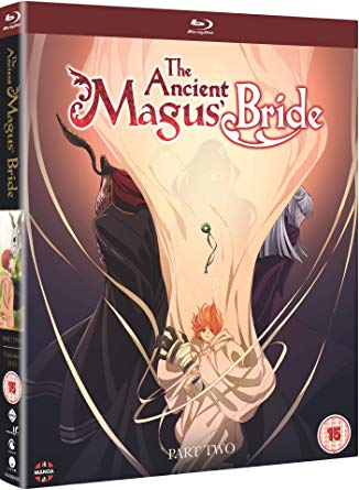 ancient magus bride aprt two manga entertianment