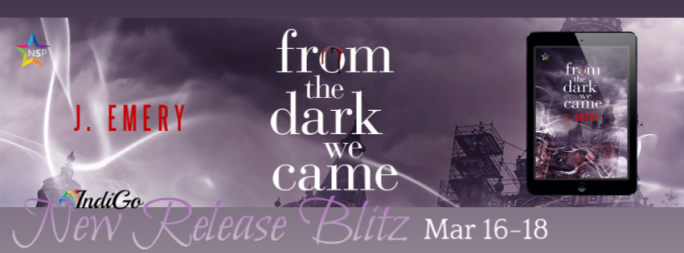 From The Dark We Came Banner