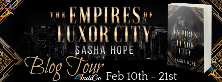 The Empires of Luxor City Tour Banner
