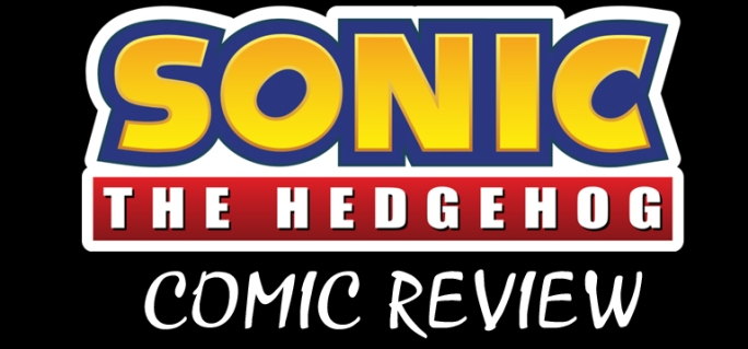 IDW Sonic Comic Review Header