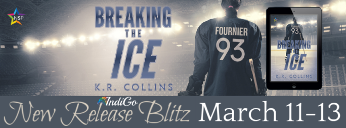 Breaking the Ice KR Collins Contemporary NA New Adult Demisexual