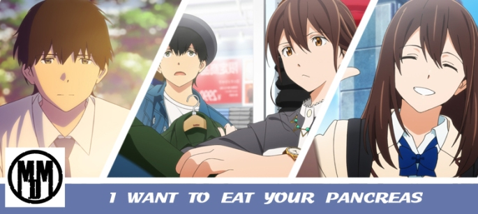 I Want To Eat Your pancreas Anime Film Move Review Header