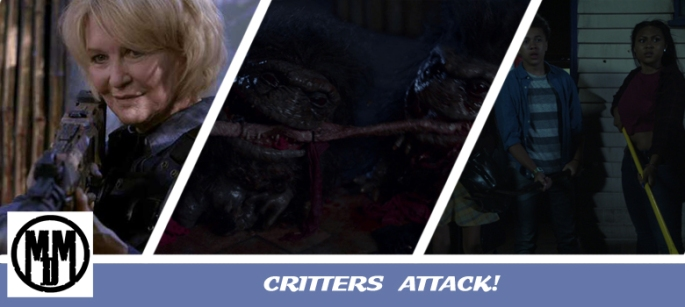 Critters Attack Header