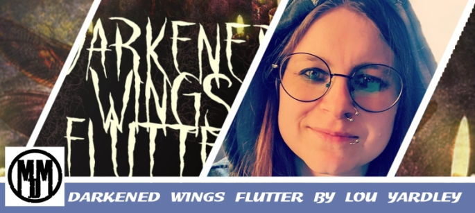 Darkened Wings Flutter Press Release header