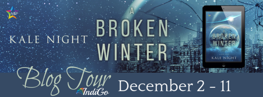 A Broken Winter Tour Banner