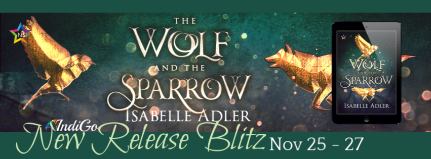 Wolf and the Sparrow Blitz Banner