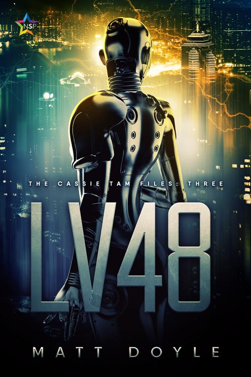 LV48 The Cassie Tam Files 3 Lesbian Lesfic Sci-Fi Mystery WLW