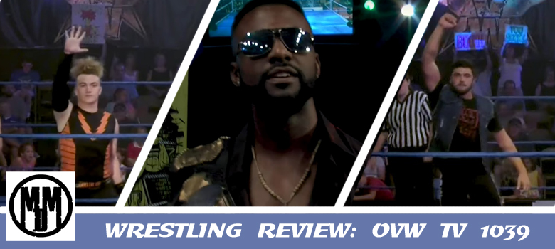 OVW TV 1039 Wrestling Review Header