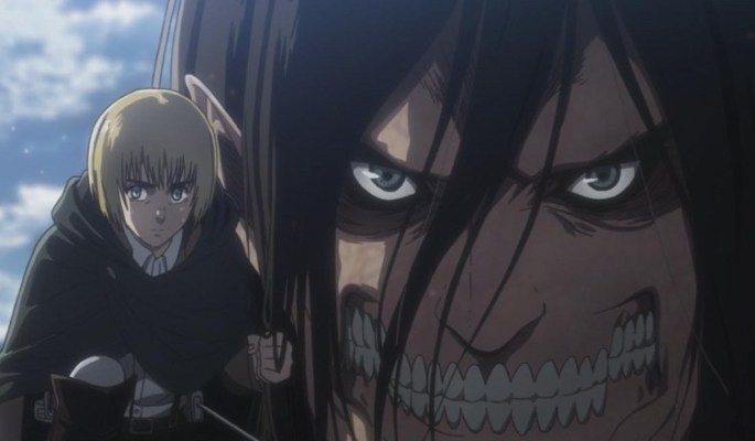 Attack On Titan Hero Eren Armin