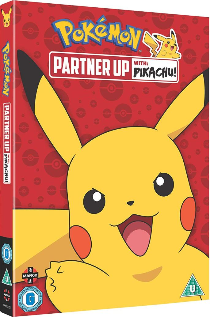 Pokemon Partner Up With Pikachu