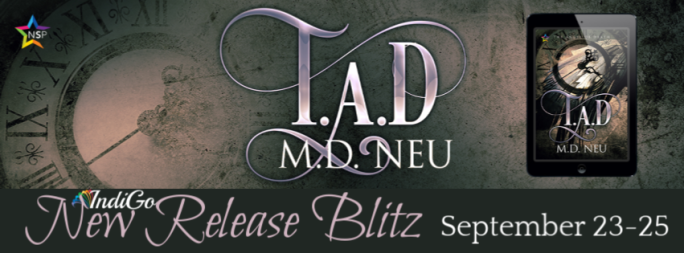 TAD MD Nei Paranormal MM Romance Header