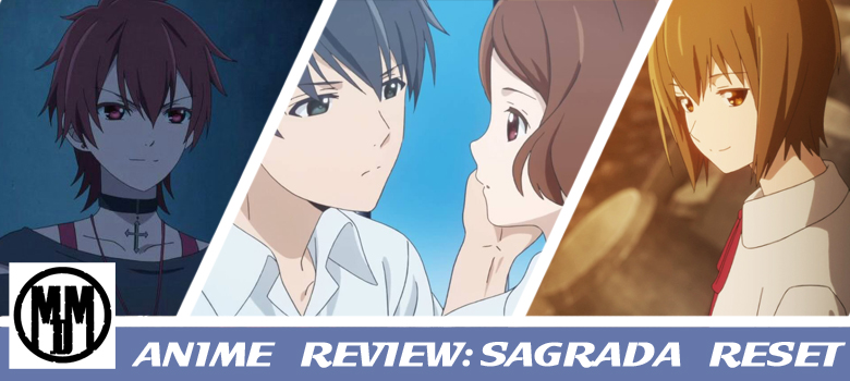 Sagrada Reset Anime Review Header MVM Entertainment