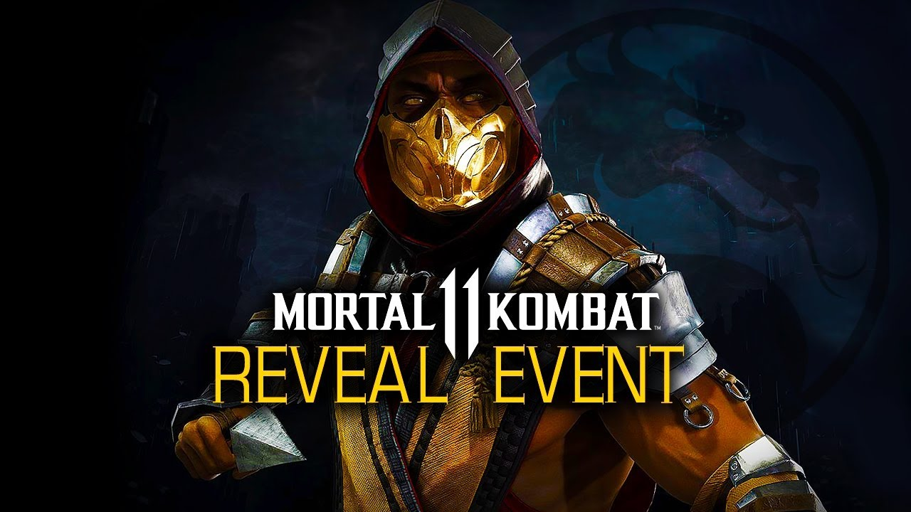 Mortal Kombat 11 Reveal Event