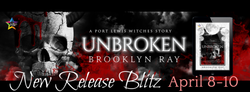 Unbroken A Port Lewis Witches Story MM Romance Paranormal Brooklyn Ray