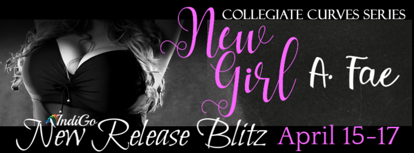 New Girl A Fae New Adult Lesfic
