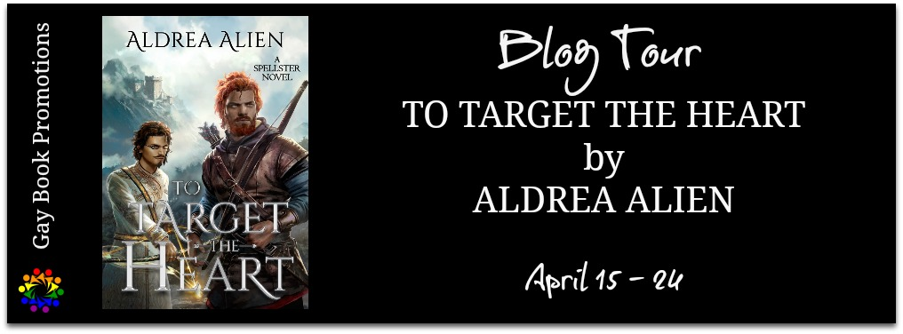 To Target the Heart (Spellster Series Book 2)