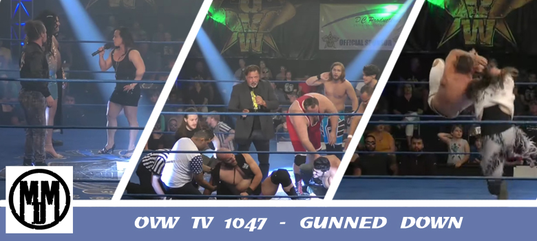 OVW TV 1047 Gunned Down Header