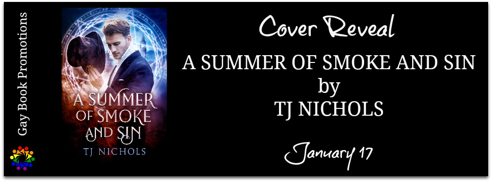 A Summer of Smoke and Sin Cover Reveal