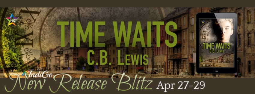 Time Waits Banner