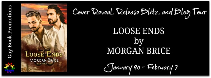 Loose Ends Morgan brice Cover Reveal Header