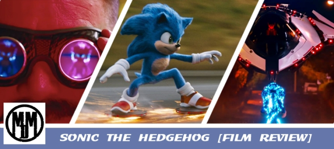 Sonic the Hedgehog film movie review