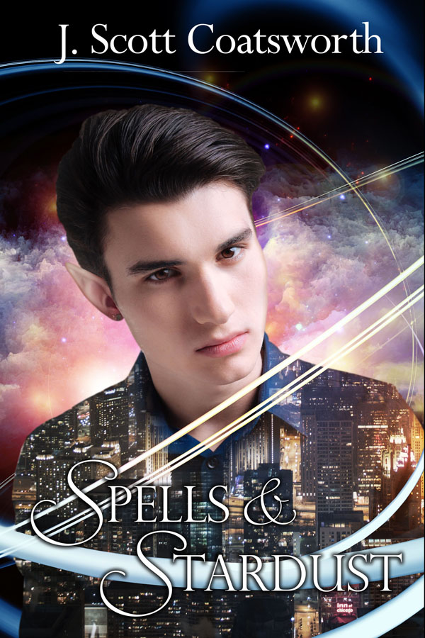 Spells and Stardust J Scott Coatsworth LGBT Sci-Fi Fantasy Anthology