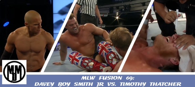 MLW Fusion 69 Header