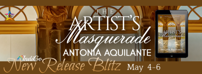 The Artist's Masquerade Banner