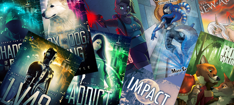 LGBTQ speculative fiction sci-fi horror fantasy furry