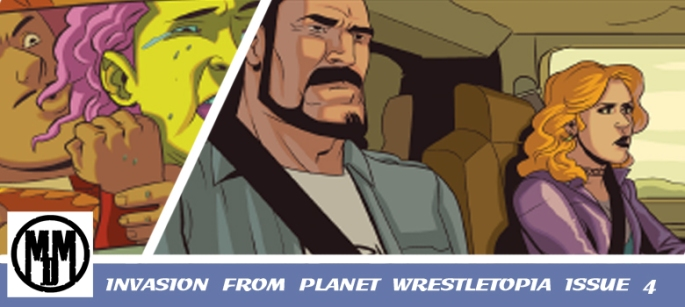 IFPW Issue 4 Comic Review Header
