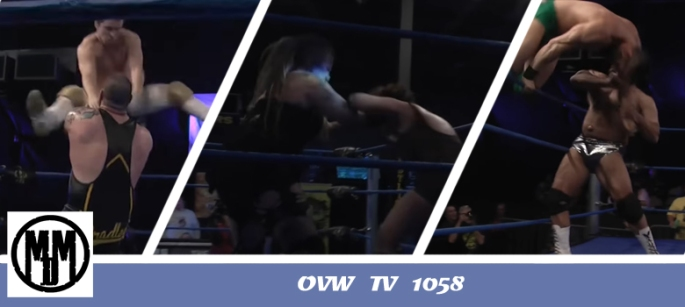 OVW TV 1058 Wrestling Review Header