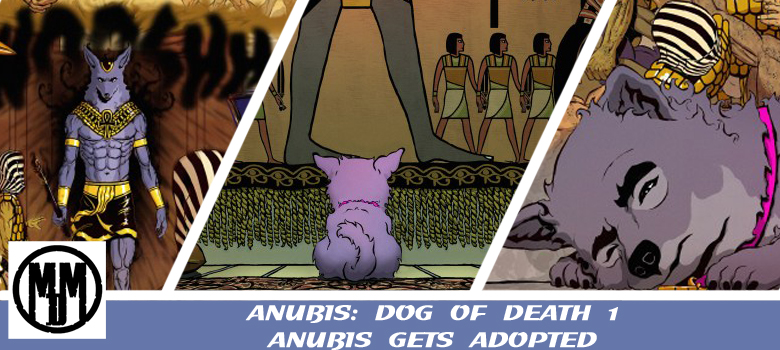 anubis dog of death 1 gets adopted comic review header