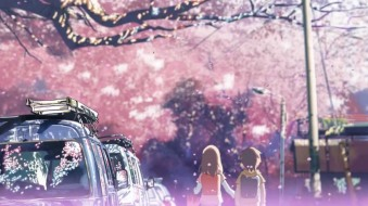 5 Centimeters Per Second cm anime bluray manga Entertainment Takaki Akari Kanae 7