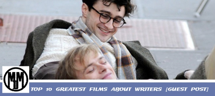 10 greatest films about writers guest post header
