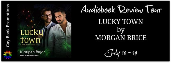 lucky town morgan brice audiobook mm romance paranormal