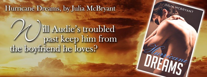 Julia McBryant Hurricane Dreams MM Romance