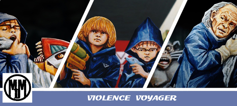 Violence Voyager Film Review Header